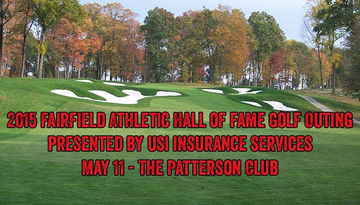 2015 Fairfield University Athletic Hall of Fame Golf Outing