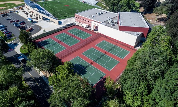 Walsh Athletic Center - Facilities - Fairfield University ...