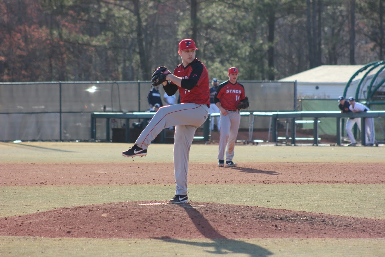 Nick Grabek Added To Cape Cod League Roster Fairfield University